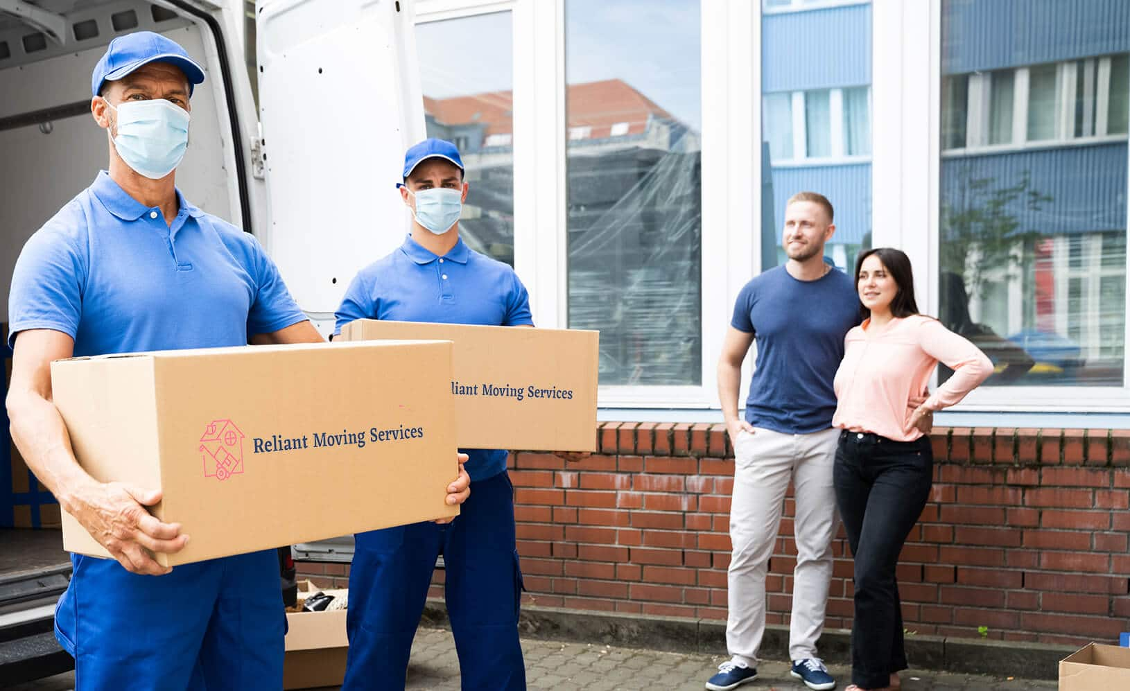 reliant moving services about