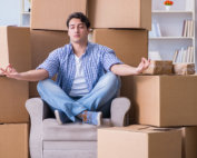 How to reduce the stress of moving